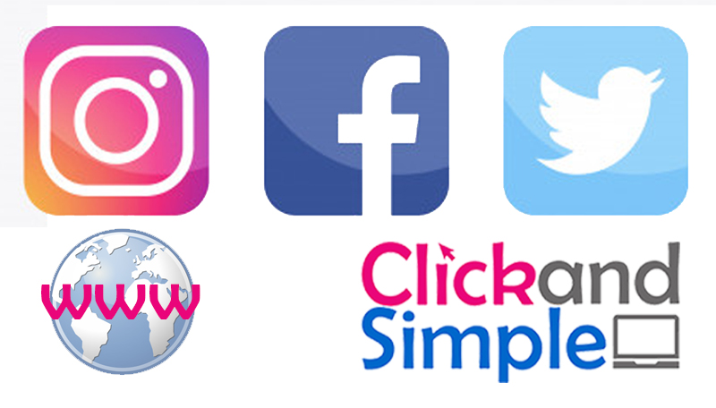 Get your company up and running with a website or social media presence
